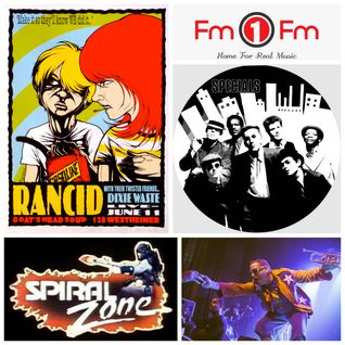 FM1FM - SPIRAL ZONE Episode 28 - SKA Special Part 1 - Presented By Commander Fenice