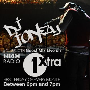 DJ Jonezy - BBC Radio 1Xtra Club Sloth May 2014 (WestCoast & California Mix)