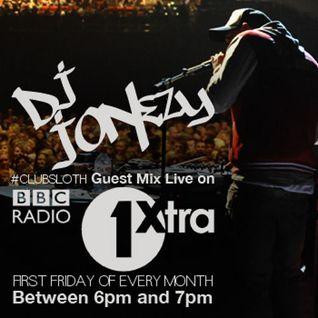 DJ Jonezy - BBC Radio 1Xtra Club Sloth May 2014 (WestCoast & California Mix)
