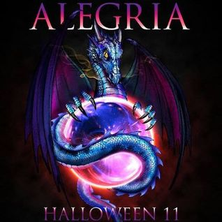 Ivan Gomez - Alegria Halloween - October 2014 Promo Podcast