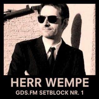 Herr Wempe - Setblock #01 (GDS.FM)