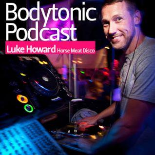 Bodytonic Podcast - Luke Howard (Horsemeat Disco)