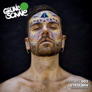 LetKolben - Grüne Sonne Podcast003