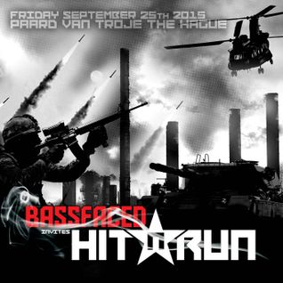 War is Inevitable & Stefan ZMK @ Bassfaced Invites Hit 'N Run [acidtekno hardcore industrial]