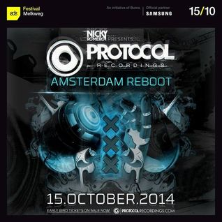 Nicky Romero & Afrojack & Martin Garrix @ Protocol Recordings Reboot, Amsterdam (ADE) 2014-10-16