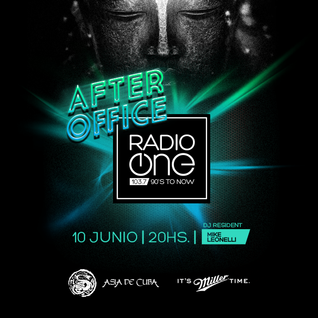 After Office Radio One - Asia De Cuba  (10/06/2015)