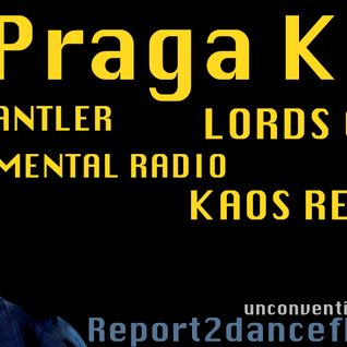 Praga Khan tribute by G.Kouros on Report2Dancefloor Radio