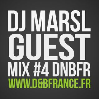 Guest Mix DnbFrance #4 - Dj MarsL