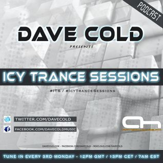 Dave Cold - Icy Trance Sessions 037 @ AH.FM