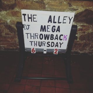 Dj Mega - july 7 - Throwback Thursday live at Center st Alley in Rutland,Vermont
