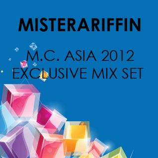 MISTERARIFFIN:  MUSIC CONFERENCE ASIA 2012 EXCLUSIVE
