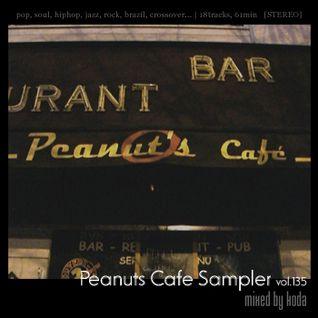 peanuts cafe sampler vol.135