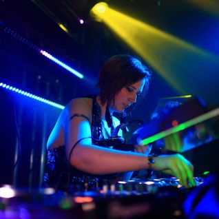 Miss Angelina b2b Ms Dj LiNeMj Live @ The Late Night Show June 2012