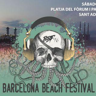 Martin Garrix - Live @ Barcelona Beach Festival (Spain) - 17.07.2016