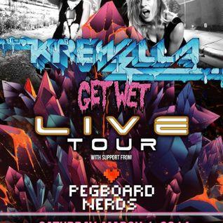 Hitmen Opening For Krewella @ Eagles Club, MKE (3/1/14)