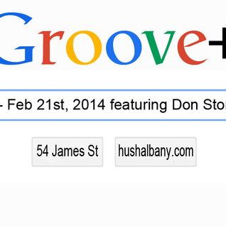 Live at Groove+, Hush Social Club Albany NY Part 2 02-21-14