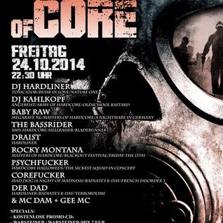 Rocky Montana -live @Johnnys Night of Core 24.10.2014