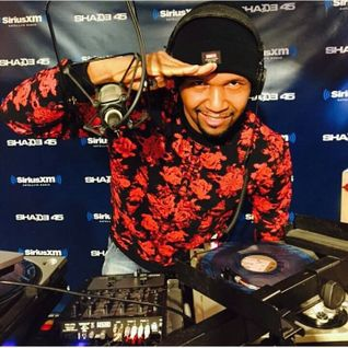 DJ Reg West on Sway in the Morning  (Jan 30th 2015)