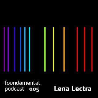 Lena Lectra -  FNET PODCAST 005 (Liquidmolecularfunk mix)