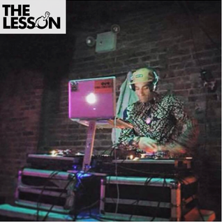 Rabbi Darkside Radio Live @ The Lesson, 2.4.16: Warm Up Set