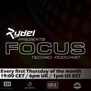 Rydel presents FOCUS 29 - THE BUILDUP (July 2016)