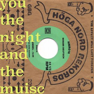 You, the Night and the Music #186