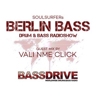 Berlin Bass 038 - Guest Mix by VALI NME CLICK