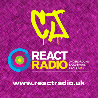 CJ's Vinyl Vault - 22/03/16 - Hard House - React Radio UK