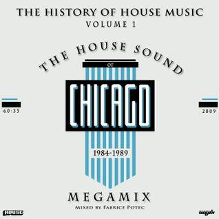 Fabrice potec aka dj fab dmc mixcloud for 90s chicago house music