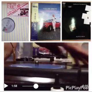 Vinyl Mix Sampler 21 - Call Me On A Blind Date In Bangkok