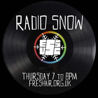 Radio Snow 8.11.12