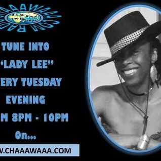 LADY LEE 'SLICE OF VIBES' 3RD MAY 2016
