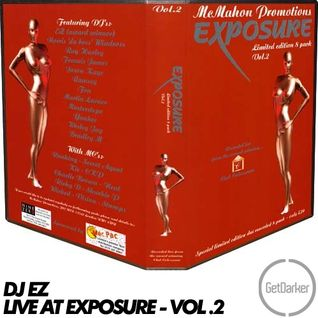 DJ EZ - Live at Exposure - vol 2