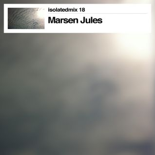 Marsen Jules - DJ-Set - Drifting in the Liquid Air