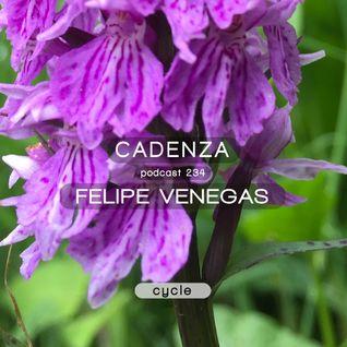 Cadenza Podcast   234 - Felipe Venegas (Cycle)