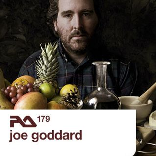 RA.179 Joe Goddard | 02 November 2009