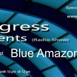 Blue Amazon Guest Mix For In Progress Jan 2015