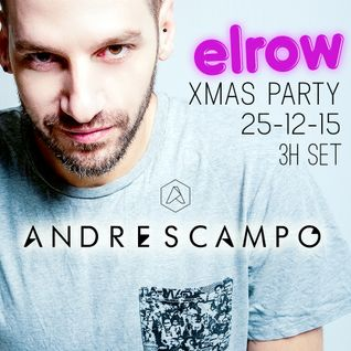 Andres Campo @ Elrow Bcn - Xmas Party