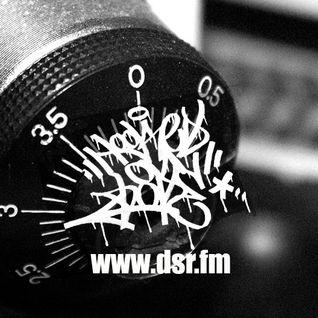 Hooked On Dope Radio #2 - Dj Shake Down
