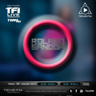 TFI & Team 140 Live Sessions With Roland Sandor @ Tenzi.FM (18.01.2013) EOY MIX 2012
