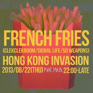AWI @ NOVA Hong Kong (French Fries Warm Up)