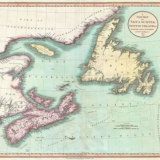#Explorations - Nova Scotia & Newfoundland