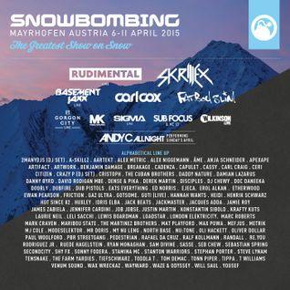 Tiefschwarz - Live @ Snowbombing 2015 (Austria) - 11.04.2015