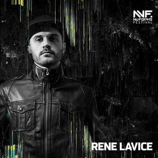 Rene LaVice (RAM Records - Toronto) @ Nu Forms Festival Teaser Promo Mix 2016 (08.04.2016)