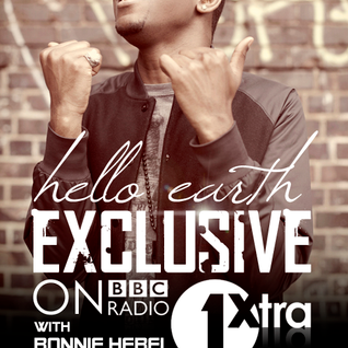 HELLO EARTH - BBC 1XTRA EXCLUSIVE WITH RONNIE HEREL
