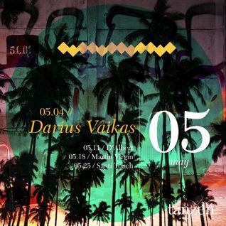 Tanzen. Guest Mix: Darius Vaikas (2012-05-04)