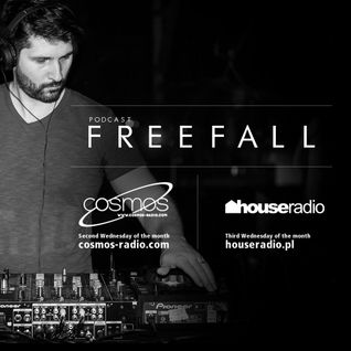 Luciano Scheffer @ Freefall #25 OCT houseradio.pl / cosmos-radio.com