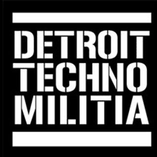 Detroit Techno Militia - White Noise - 16-05-2010