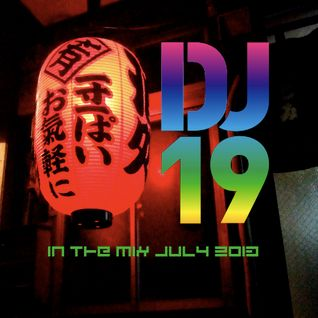 DJ 19 In The Mix July 2013