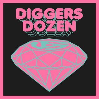 El Topo (Delirious Music) - Diggers Dozen Live Sessions (May 2015 Austria)